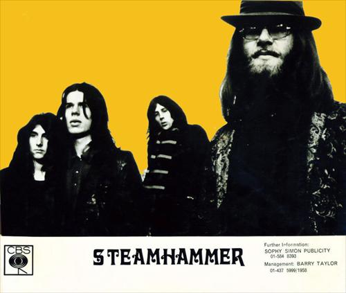 steamhammer bluesrock band